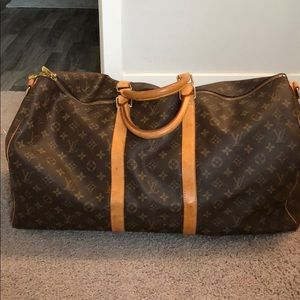eb9a7040625d Women s Louis Vuitton Duffle Bag on Poshmark